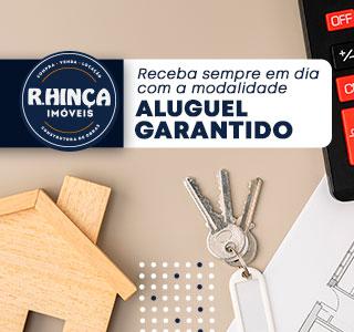 Compra - Venda - Locação - R.Hinça Imóveis - Construtora de obras - Receba sempre em dia com a modalidade Aluguel Garantido
