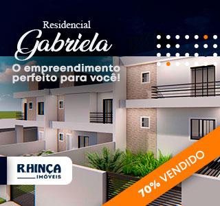 Residencial Gabriela - R.Hinça Imóveis - O empreendimento perfeito para você! 70% vendido